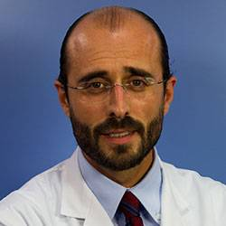 Camilo Silva Froján Specialist  Endocrinology and Nutrition department