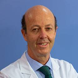 Felipe Prósper Cardoso Codirector  Haematology and Haemotherapy department